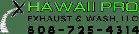 Hawaii Exhaust Pro and Wash